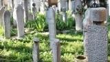 Osmanlı mezarlarına büyük saygısızlık