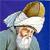 Şair Mevlana Celaleddin Rumi