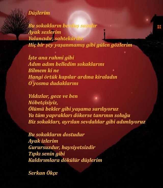 D��lerim - Serkan �K�E