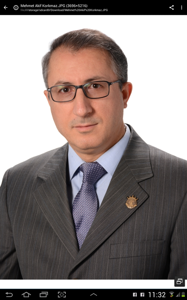 Mehmet Akif Korkmaz